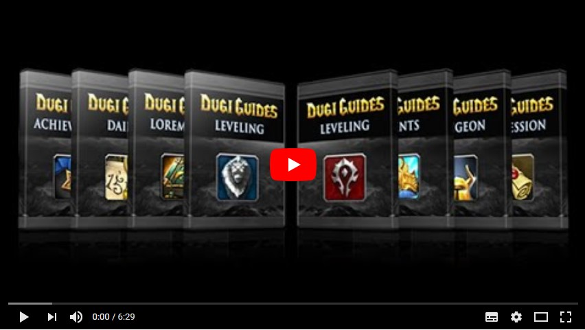 Dugi In-Game Guides